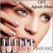 OPI Infinite Shine New Nudes 2016 Nail Polish Collection