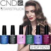 CND Starstruck 2016 Gel Nail Polish Collection