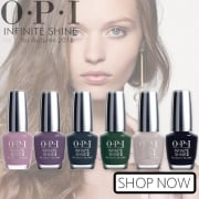 OPI Infinite Shine Fall 2016 Nail Polish Collection