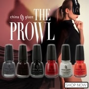 China Glaze 2016 Halloween Collection - The Prowl