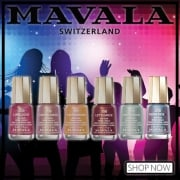 Mavala 2016 Nail Polish Collection - Disco