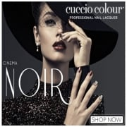 Cuccio Cinema Noir 2016 Nail Polish Collection