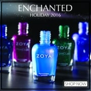 Zoya Pixie Dust 2016 Winter Nail Polish Collection - Enchanted