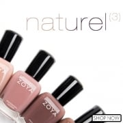 Zoya Naturel 3 Nail Polish Collection 2017