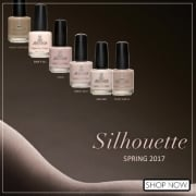 Jessica Silhouette Spring 2017 Nail Polish Collection