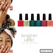 CND Rhythm & Heat Summer 2017 Nail Polish Collection