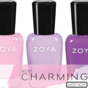 Zoya Charming Spring 2017 Nail Polish Collection