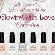 Jessica Glowing With Love 2017 Nail Polish Collection