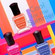 Deborah Lippmann Cool For The Summer 2017 Nail Polish Collection