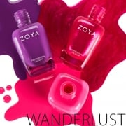 Zoya Wanderlust 2017 Nail Polish Collection