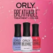 Orly Breathable Treatment & Nail Colour