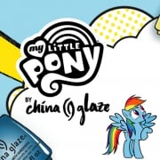 China Glaze My Little Pony 2017 Nail Polish Collection