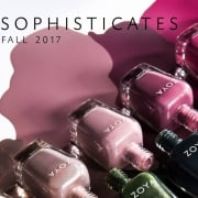 Zoya Sophisticates 2017 Nail Polish Collection