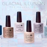 CND Glacial Illusion 2017 Nail Polish Collection