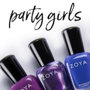 Zoya Party Girls 2017 Nail Polish Collection