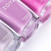 Zoya Kisses, Pastel Jellies 2018 Nail Polish Collection
