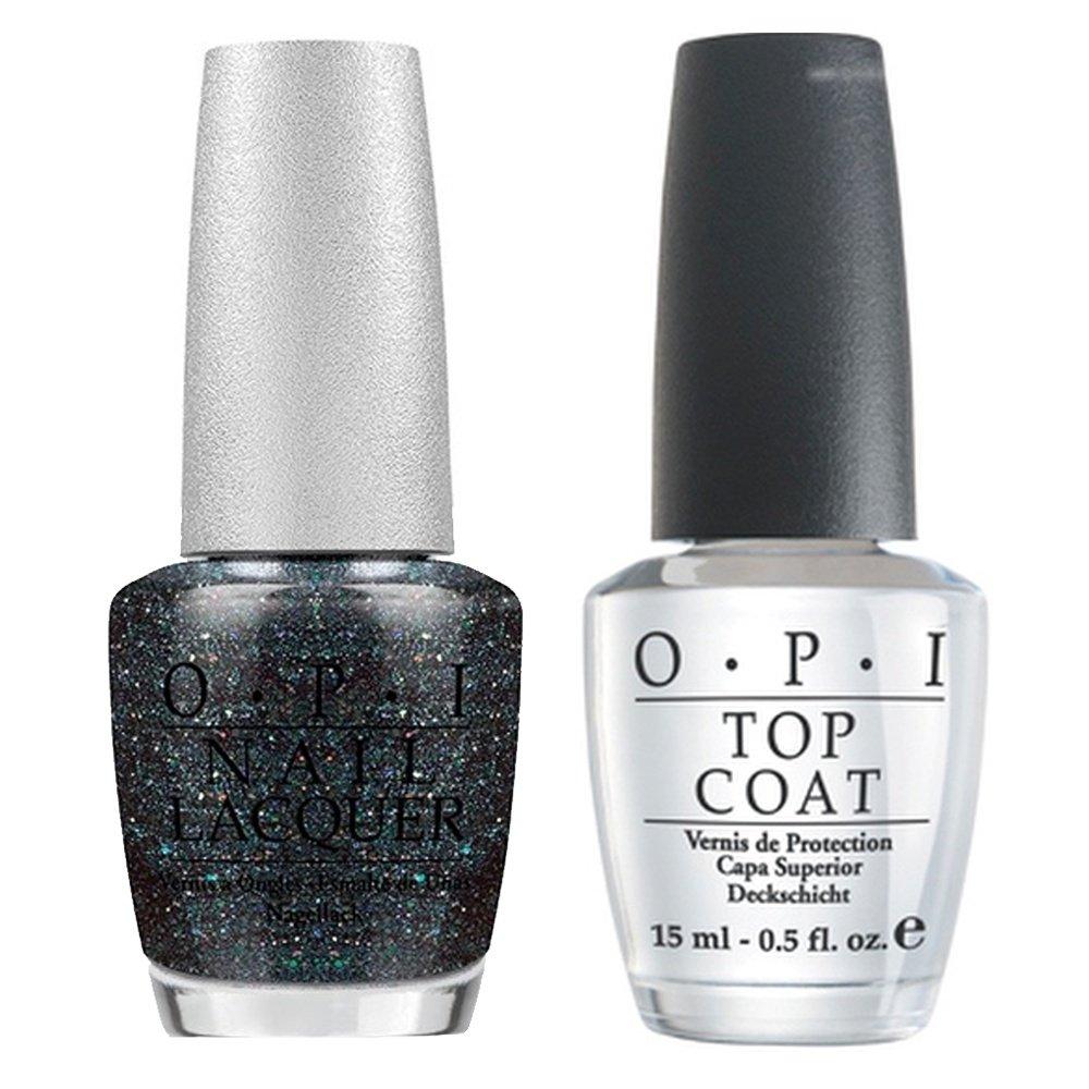 How To Clean A Titanium Nail: OPI Designer Series Polished Quartz Nail Polish Duo Set