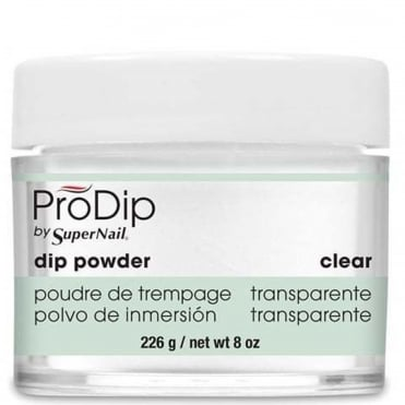 Dip Powder Professional Dipping Pot - Clear (226g)
