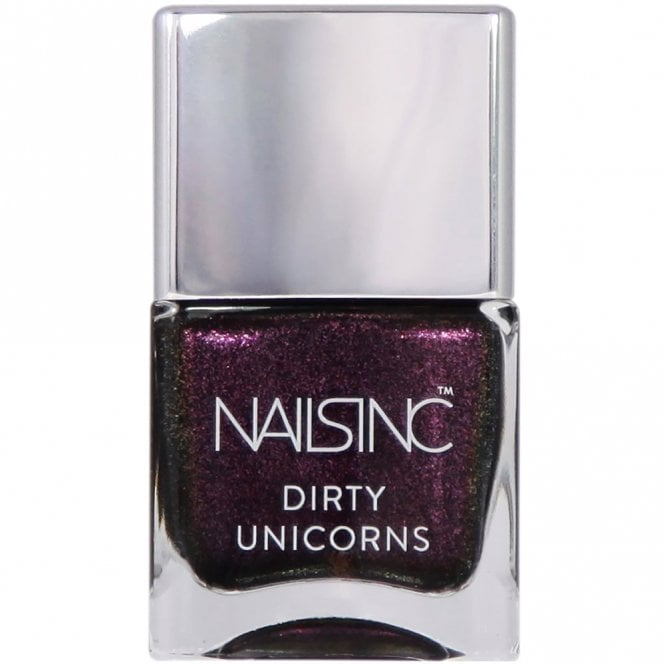 Nails inc Dirty Unicorn Collection - Rainbow Hooves Nail Polish 14ml (9580)