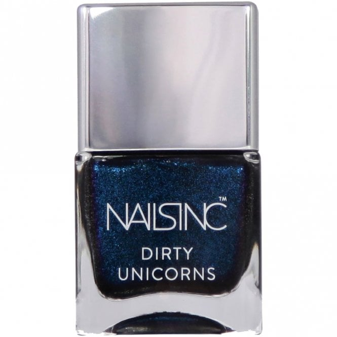 Nails inc Dirty Unicorn Collection - The Mane Attraction Nail Polish 14ml (9578)