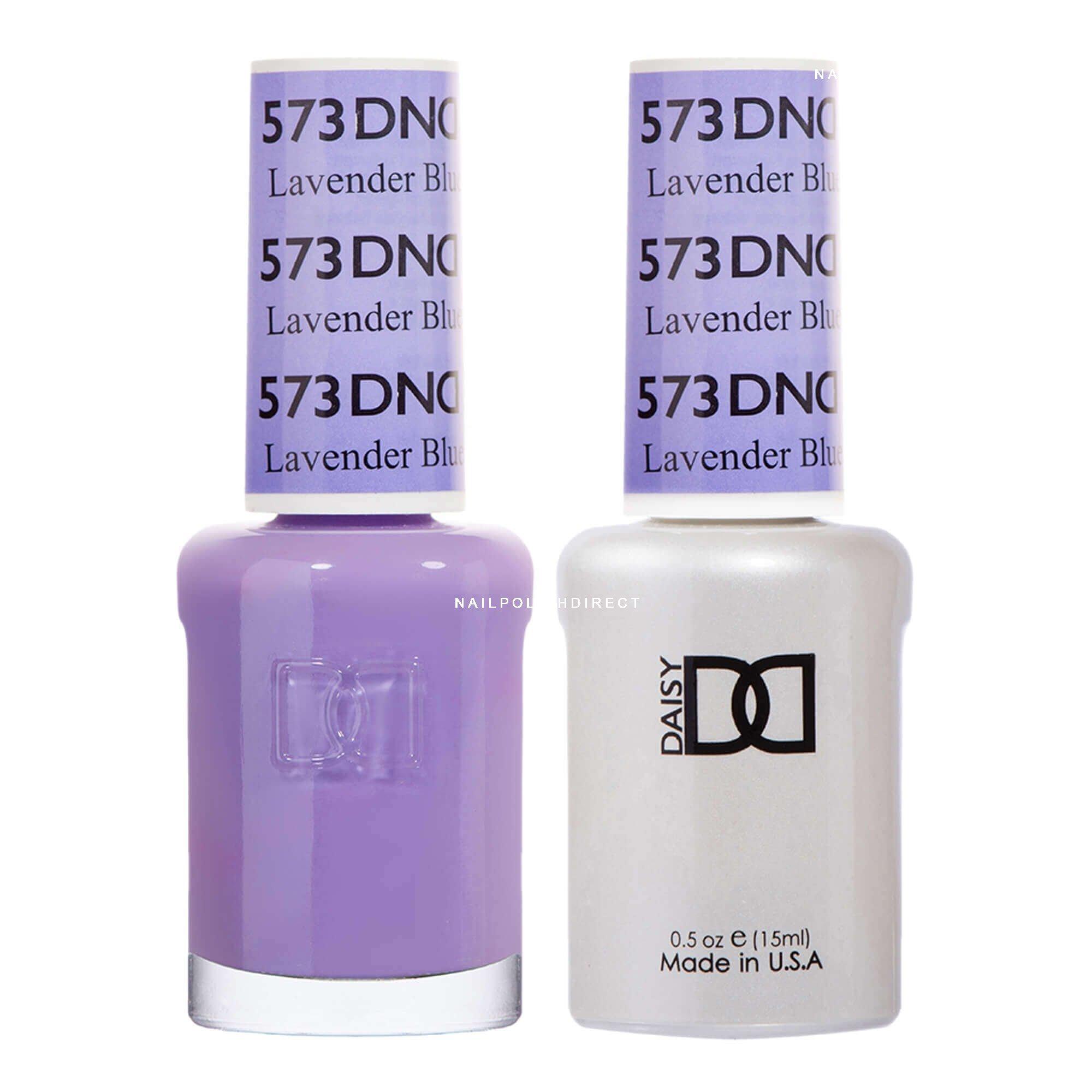 taille 40 d2b14 644e8 Duo Gel & Nail Polish Set - Lavender Blue 573 - 2x15ml