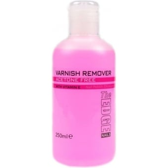 Acetone Free & Vitamin E Varnish Remover 250ml