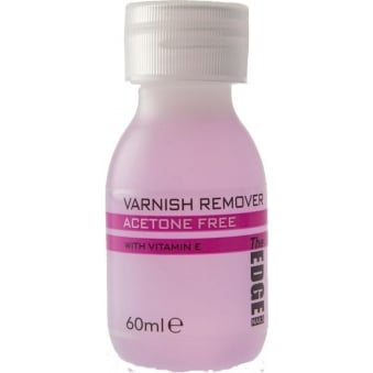 Acetone Free & Vitamin E Varnish Remover 60ml