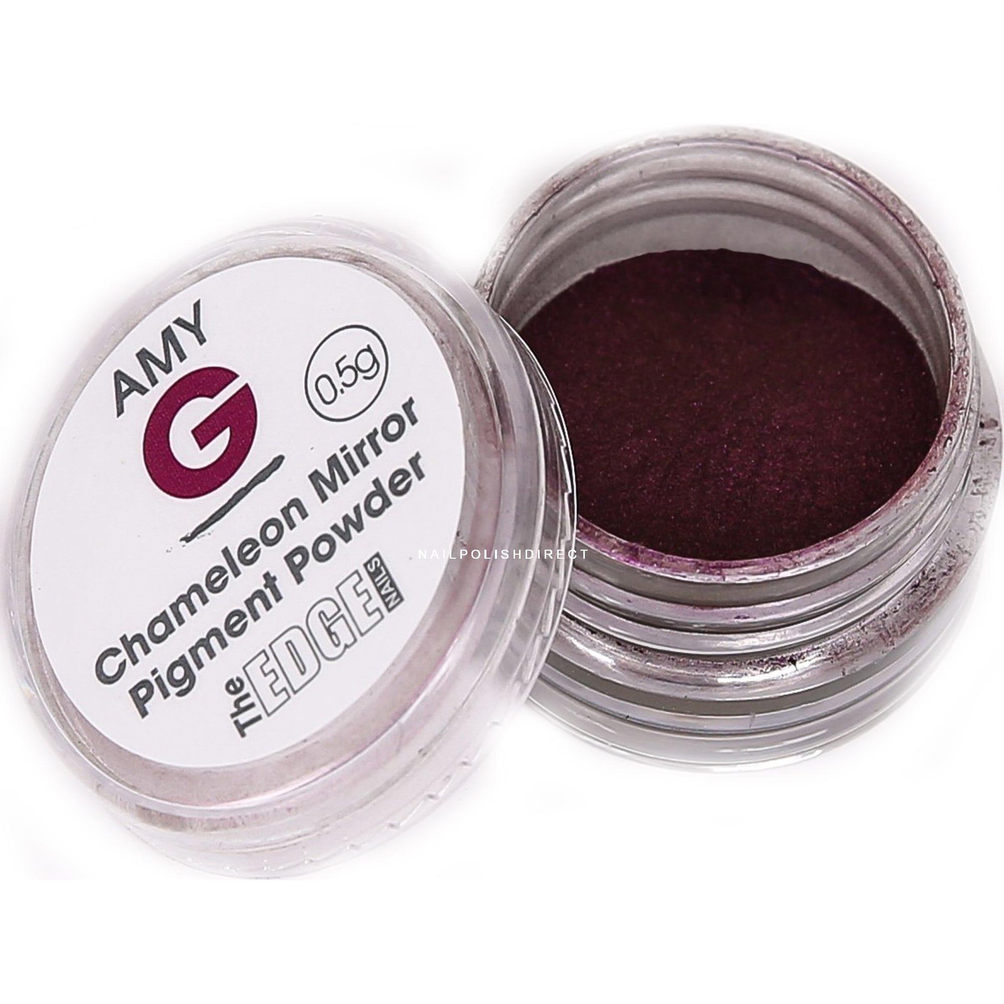 Amy G - Mirror Pigment Nail Art Powders - Chameleon 0.5g (3003015)