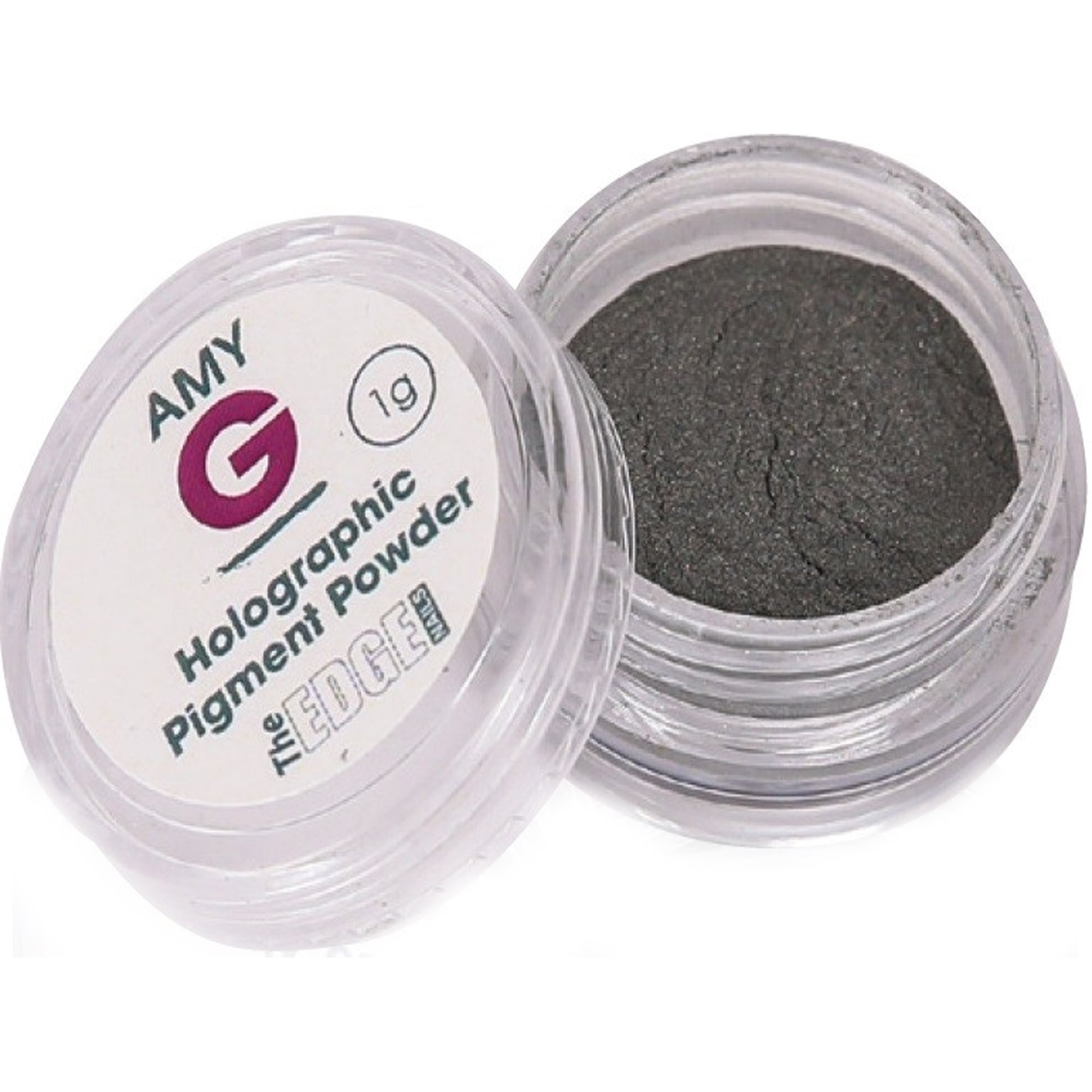 Amy G - Mirror Pigment Nail Art Powders - Holographic 1g (3003016)