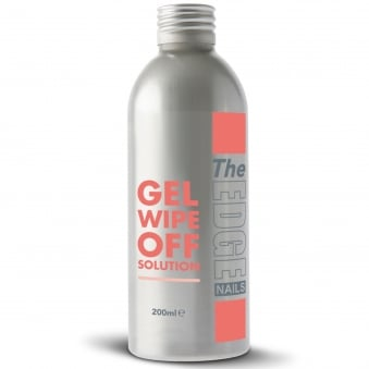 Gel Wipe Off Solution 200ml