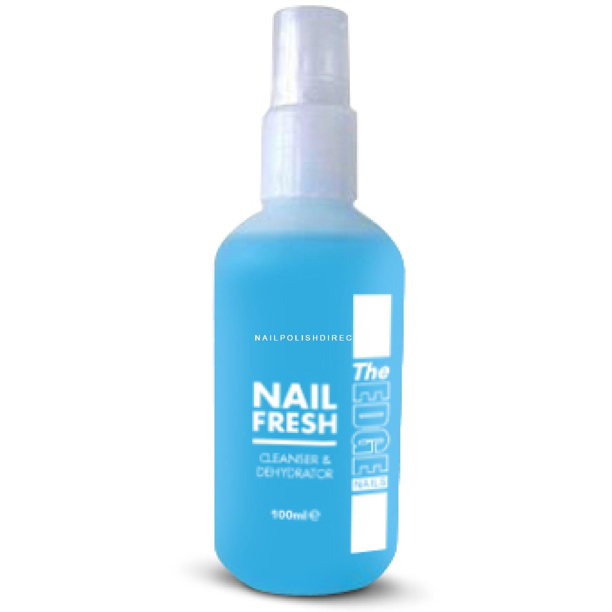 Edge Nails Nail Fresh Cleanser Dehydrator 100ml at Nail Polish Direct