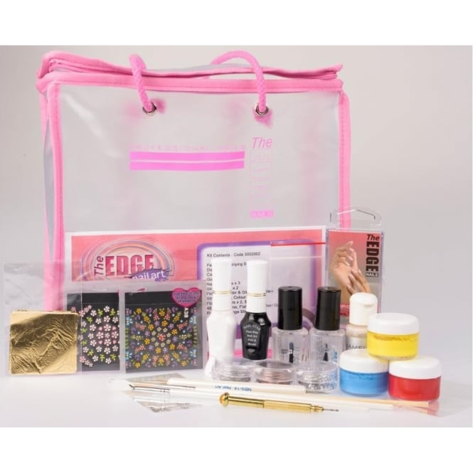 Edge Nails Nail FX Nail Art Kit (22 Set Piece)