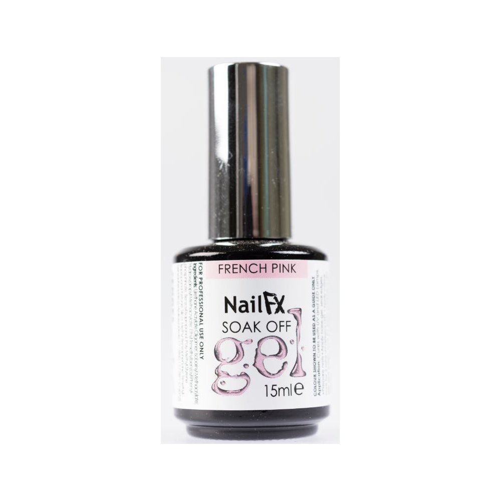 Gel Nail Polish Uk: Edge Nail FX Professional Soak Off Gloss Gel Polish