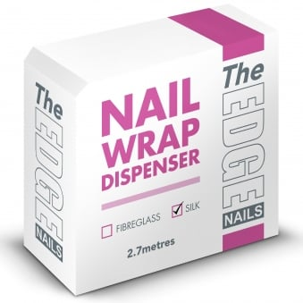 Nail Wrap Dispenser (Silk) 2.7metres