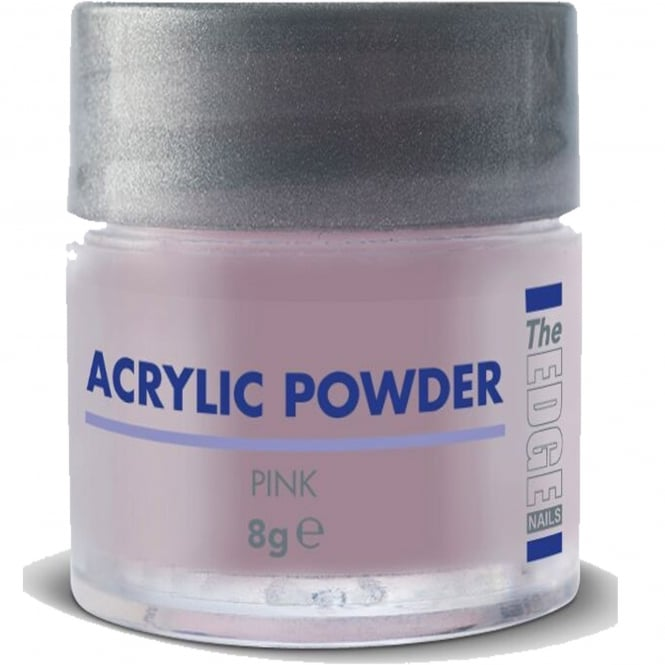 Edge Nails Professional Acrylic Powder - Pink 8g