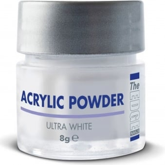 Professional Acrylic Powder - Ultra White 8g