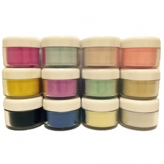 Professional Coloured Acrylic Powder 10g