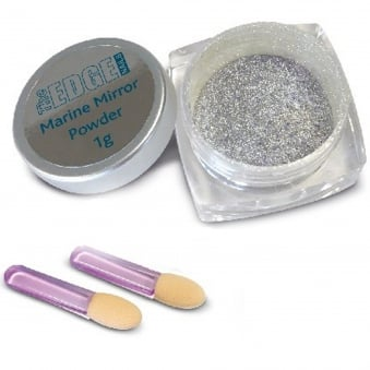 Professional Glitter & Applicator - Marine Mirror Powder (3001185) 1g