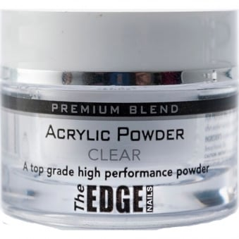 Professional Premium Acrylic Powder - Clear 8g
