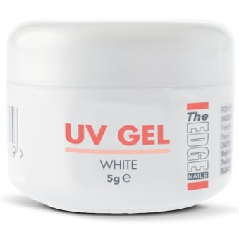 Professional UV Gel Colour - White 5g