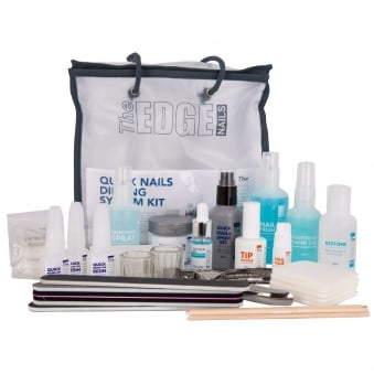 Quick Nails Dipping System Kit (21 Set Piece)