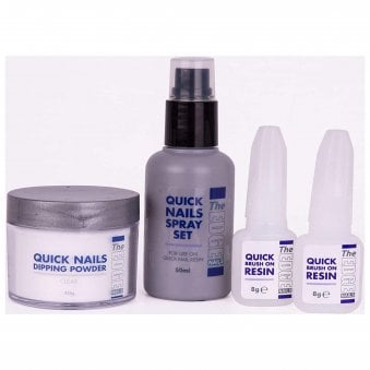 Quick Nails Trial Kit - (4 Piece Set)
