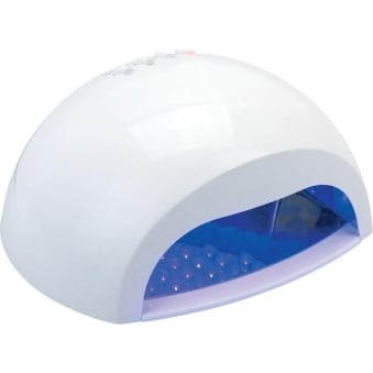 White Professional 12 Watt LED UV Lamp