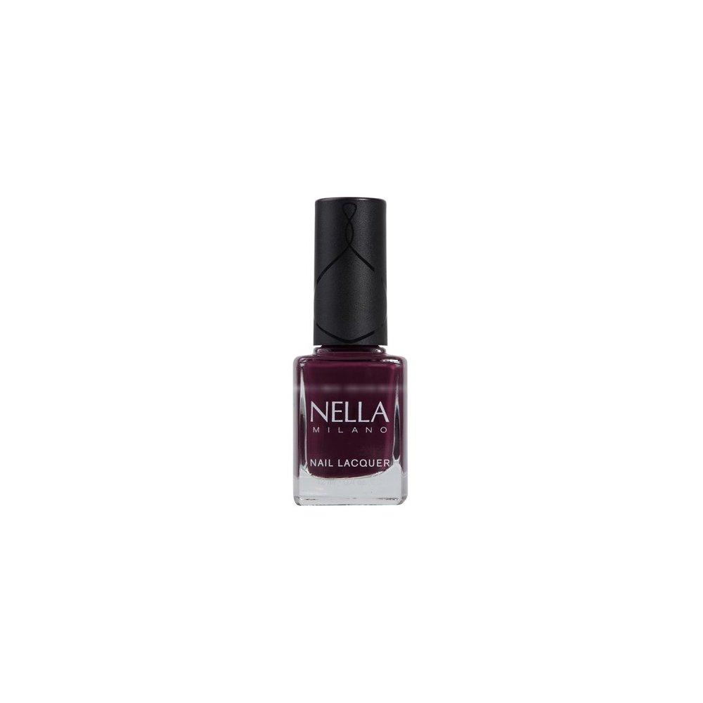 Nella Milano Effortlessly Stylish Nail Polish Mulberry