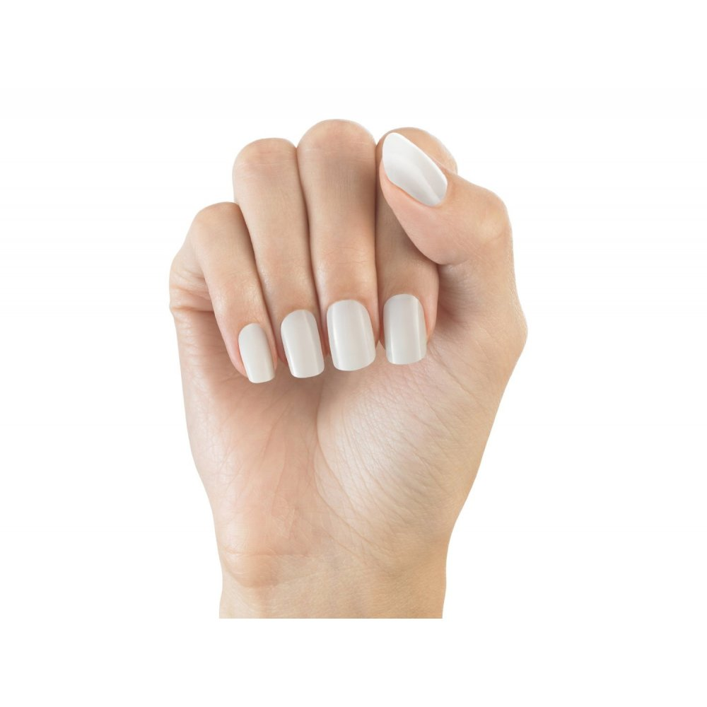 Elegant TouchUV Gel Coat Totally Bare Square 001 - 48 Nails With Glue