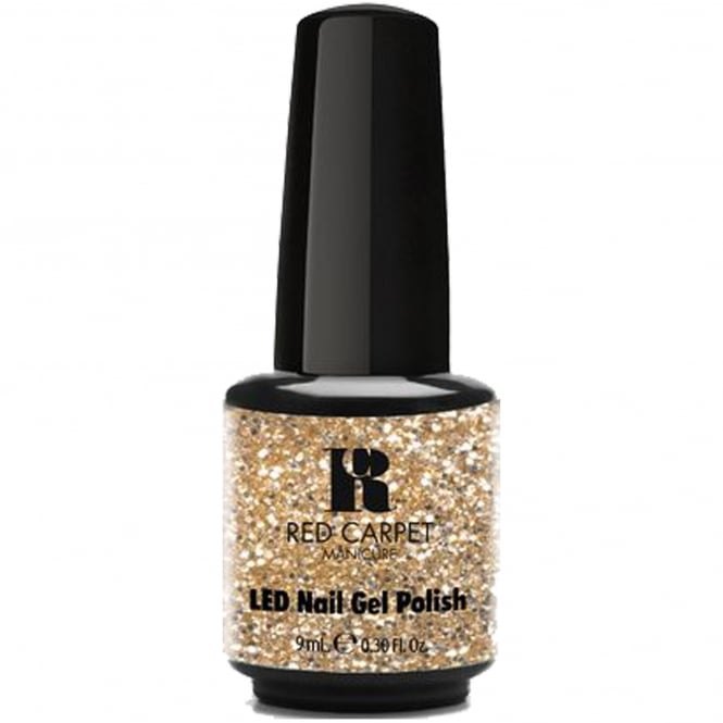 Red Carpet Manicure Gel Embellish Me LED Nail Polish Collection - Make A Statement 9ml