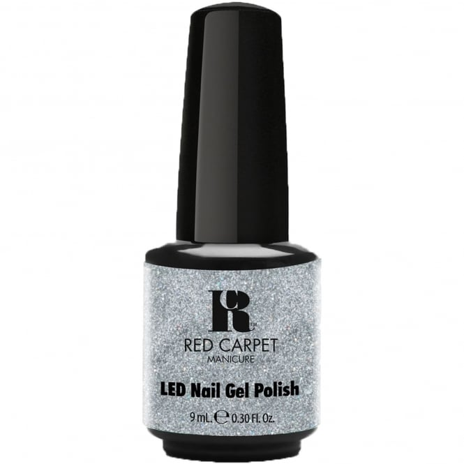 Red Carpet Manicure Gel Embellish Me LED Nail Polish Collection - So Icey 9ml
