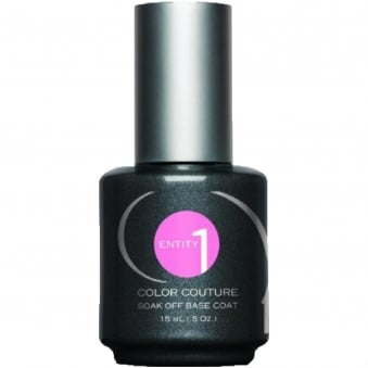 Color Couture Soak Off Nail Polish Gel Enamel - Base Coat 15ml