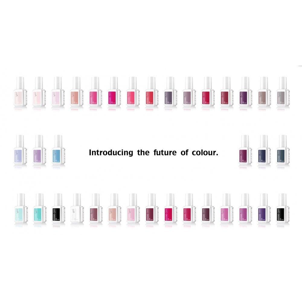 Essie Gel Nail Colour - Set In Stone 12.5ml