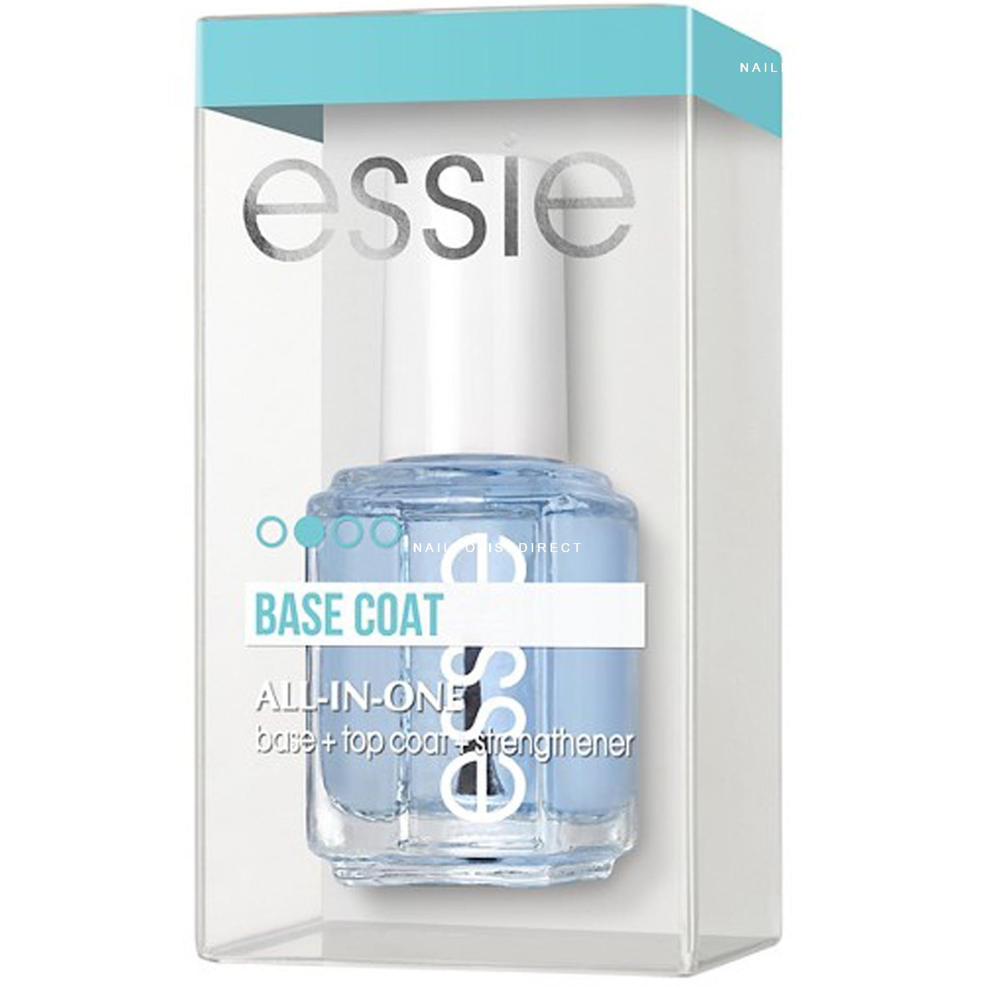 Essie Nail Polish 3 Way Glaze Treatment - All In One 13.5ml